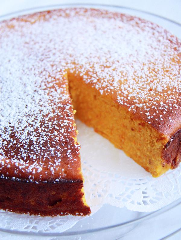 Mandarin Cake Free Gluten
