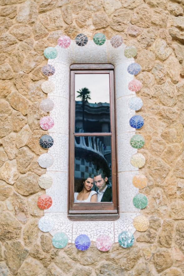 Barcelona Wedding Shoot